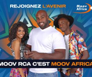 Centrafrique: Info Moov bonne fête de fin d'année